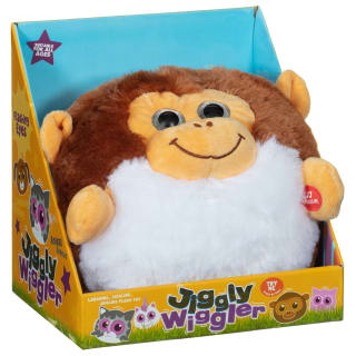 Jiggly Wiggler Vibrating Monkey