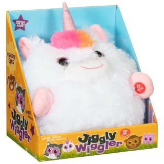 Jiggly Wiggler Vibrating Unicorn