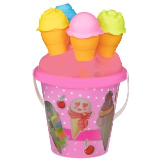 Ice Cream Cones Bucket