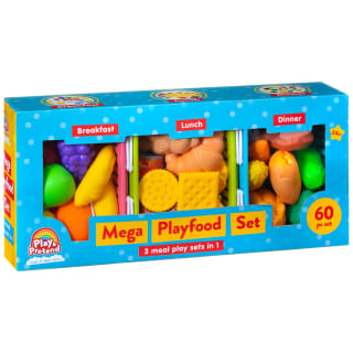 3-in-1 Mega Playfood Set