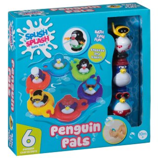 Splish Splash Penguin Pals