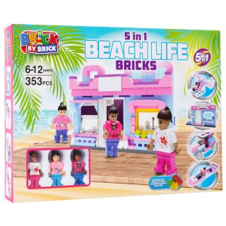 5-in-1 Beach Life Bricks