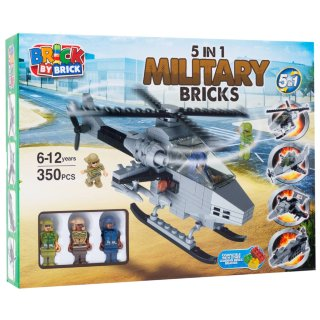 5-in-1 Military Bricks