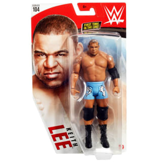 WWE Keith Lee Action Figure