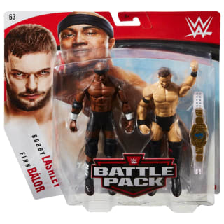 WWE Lashley vs Balor Battle Pack Action Figures 2pk