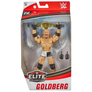 WWE Elite Collection Goldberg Action Figure