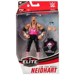 WWE Elite Collection Jim Neidhart Action Figure
