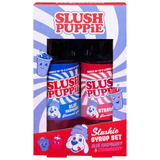Slush Puppie Slushie Syrup Set