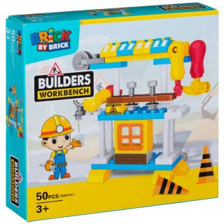 Brick by Brick Builders Workbench