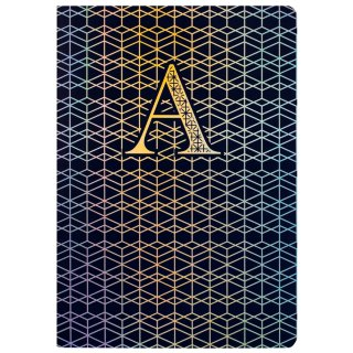 A5 Alphabet Notebook (Assorted Letters)
