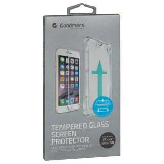 Goodmans iPhone 6/6s/7/8 Glass Screen Protector