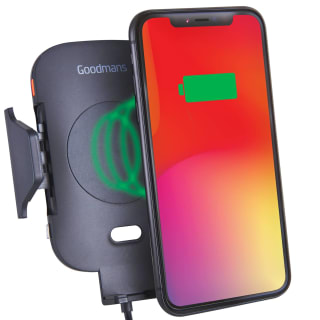 Goodmans Qi Autosense In Car Phone Holder