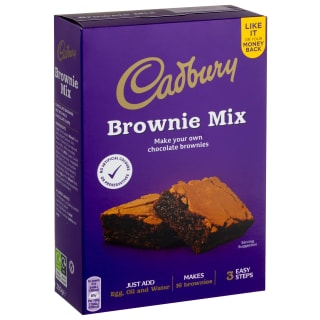 Cadbury Chocolate Brownie Mix 350g