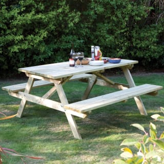 Picnic Table 150cm