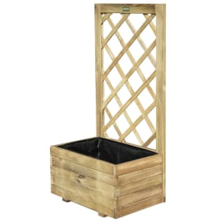 Rushton Rectangular Planter