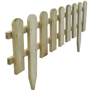 Rowlinsons Picket Fence 40cm