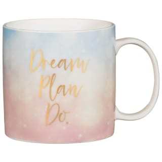 Jumbo Mug - Dream.Plan.Do