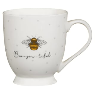 Jumbo Bee-you-tiful Mug
