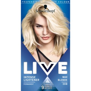 Schwarzkopf Live Intense Lightener - Max Blonde