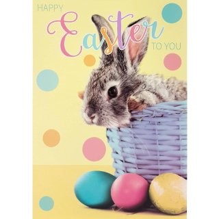 Bunny - Easter Card