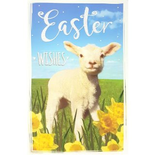 Lamb - Easter Card