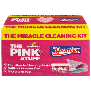 The Pink Stuff Cleaning Kit
