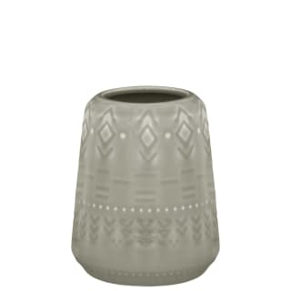 Skandi Tribal Textured Tumbler - Grey