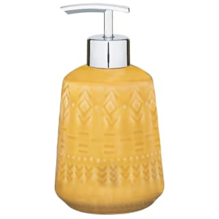 Skandi Tribal Textured Soap Dispenser - Ochre