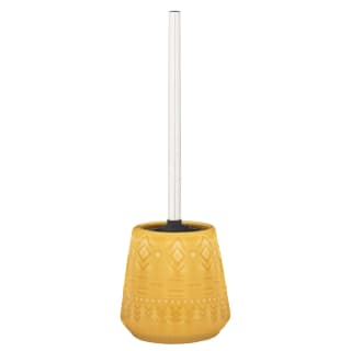 Skandi Tribal Textured Toilet Brush - Ochre