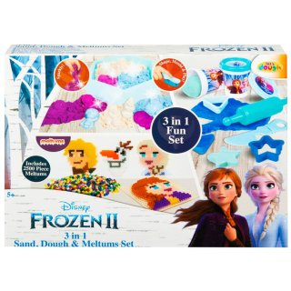 Frozen 3-in-1 Fun Set