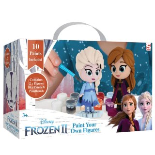 Frozen Paint Your Own Figures 2pk