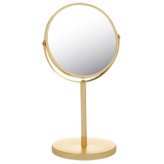 Urban Tropics Double Sided Mirror - Matt Gold