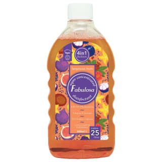 Fabulosa Concentrated Disinfectant 500ml - Sumptuous Fruits