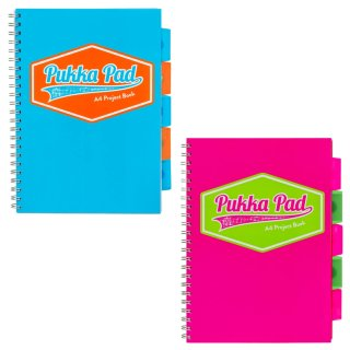 Pukka Pad A4 Project Book