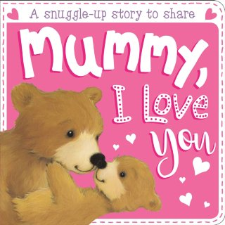Sparkles I Love You Book - Mummy