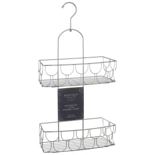 Scallop Two Tier Shower Caddy