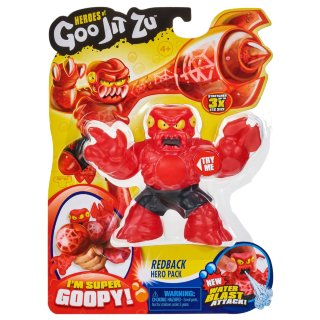 Heroes of Goo Jit Zu Redback Action Figure
