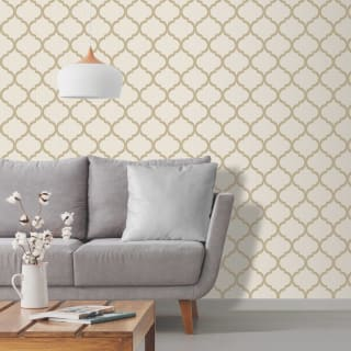 Cheap Geometric Amp Patterned Wallpaper At B Amp M Stores