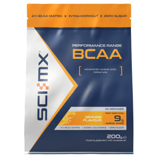 SCI-MX Performance Range BCAA 200g - Orange