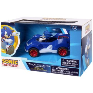 Sonic All-Stars Racing Transformed Pull Back Car