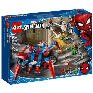 LEGO Marvel Spider-Man vs Doc Ock