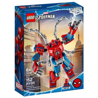 LEGO Marvel Spider-Man Mech