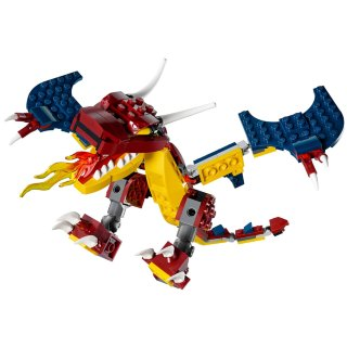 LEGO Creator Fire Dragon