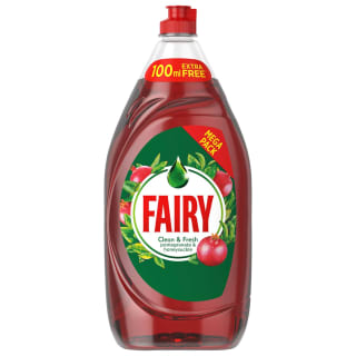 Fairy Washing Up Liquid 1.1L - Pomegranate
