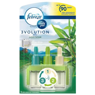 Febreze 3Volution Plug-In Refill - Japan Tatami
