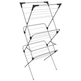 Vileda Sprint 15 3 Tier Clothes Airer