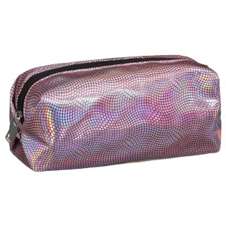 Holographic Pencil Case - Snake Skin