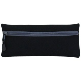 Neoprene Pencil Case - Black