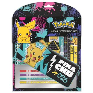 Pokemon Large Stationery Set