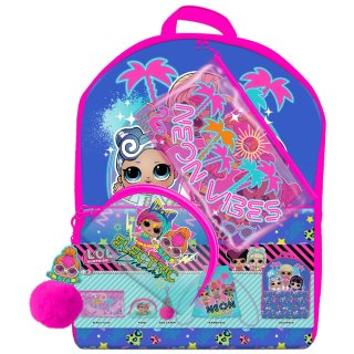 L.O.L. Surprise! Backpack Set 5pk
